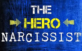 recognizing the hero narcissist