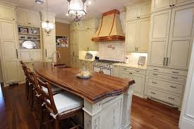 Kitchen:Fascinating French Country Kitchen With Classic Table And Cool  Chandelier Also Wooden Floor 25