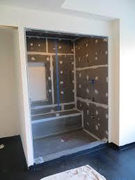 wedi shower system for