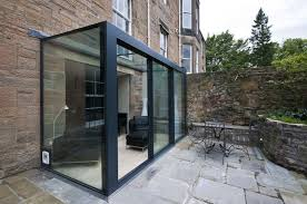 glass extensions cost