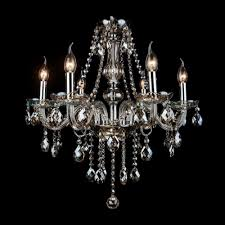 dark amber colored crystal strands and drops water falling luminous and grand chandelier