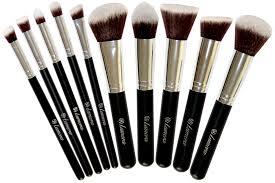 makeup tools png. makeup brushes tools png p
