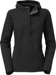 The North Face Womens Crescent Sunshine Button Up Hoodie