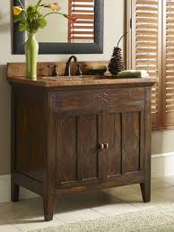Rustic Bathroom Vanities And Sinks Bathroom Opened Storage Single Rustic Bathroom Vanities With