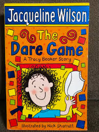 Great deals on one book or all books in the series. Jacqueline Wilson The Dare Game A Tracy Beaker Story Books Stationery Children S Books On Carousell
