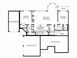 ranch house plans with inlaw suite mother in law suites floor unique 3 bedroom plan of