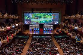 dota 2 champs will be paid way more than super bowl world series