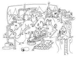Printable Christmas Coloring Pages Pdf Festival Collections