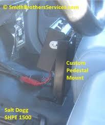 salt dogg shpe controller install f salt spreader salt dogg shpe 1500 ford f 250