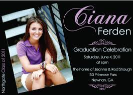 Graduation Party Invitation Templates With Exceptional Graduation