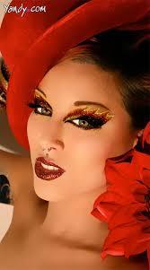 15 unique yet scary devil face makeup
