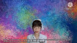 วิดิโอแนะนำตัวเป็นภาษาอังกฤษนางสาวสาลี่ ยังวัฒนา สคธ.2/1 018 - YouTube