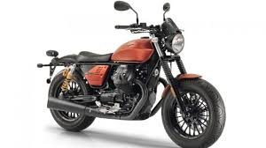 moto guzzi v9 bobber sport breaks cover