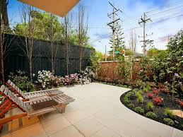Small Picture garden design using brick with retaining wall outdoor furniture