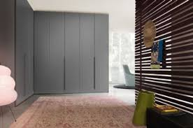contemporary fitted bedroom furniture. Grey Corner Fitted Wardrobe Contemporary Bedroom Furniture O