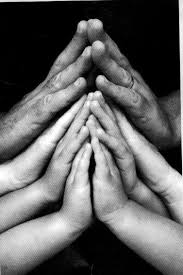 Risultati immagini per fede e mani