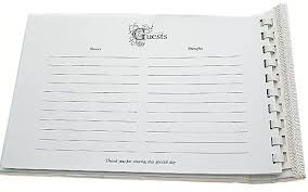 guest book template free 12 best images of printable funeral guest sign in page free