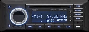 rv s factory remanufactured jensen awm965 am fm cd dvd usb jensen radio cd player wall