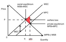 Negative Externality Graph Ib Economics Negative Externalities Of Overfishing