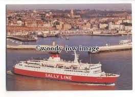 On 29 june 1980, viking sally was delivered to rederi ab sally, finland and was put into service on the route between turku, mariehamn and stockholm56 (during summer 1982 on the. Fe1767 Sally Line Ferry The Viking Built 1974 Ex Kalle Iii Postcard Hippostcard