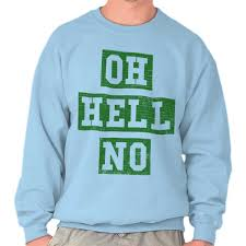 oh no funny clic gym workout sy atude gift crewneck sweatshirt