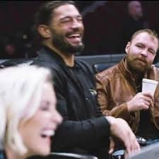 The way that dean is actually admiring Renee as she laughs is ...