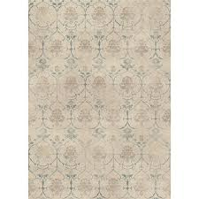 crystal art washable stain resistant rug