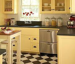 small kitchen cabinets. Perfect Kitchen Cabinets Ideas For Small And Cabinet Color Colorful Kitchens