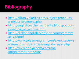 19 bibliography