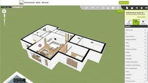plans de sa maison