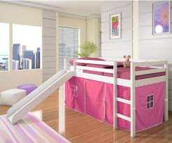 Unique Bunk Beds Bunk Bed With Slide And Desk Bedroom Cheap Bunk Beds Cool Kids