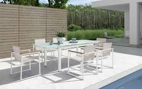 modern patio sets rpisite pertaining to amazing modern outdoor dining set