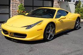 Red rosso corsa ferrari 458 italia in monaco. 2 400 Mile 2012 Ferrari 458 Italia For Sale On Bat Auctions Sold For 167 500 On May 28 2020 Lot 32 049 Bring A Trailer