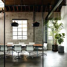 modern rustic office. Modern Rustic Home Office Furniture Desk Chair A Beautiful Conference Space Design Furnished With Eames S