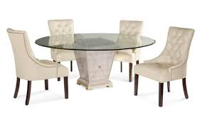 bassett mirror dining table. Furniture Bassett Mirror For Round Glass Table With White Tufted Dining H