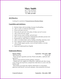 Cook Job Description For Resume New Line Cook Job Description Resume Sample New Job Description 18