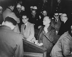 erich raeder resignation and later raeder at nuremberg trial back row