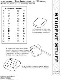 Cuneiform Chart Chamberi Eso History Geography Cuneiform Writing Create