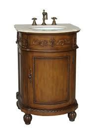 stylish yet right choice bathroom vanity traditional bathroom vanity design with small semi round crafted