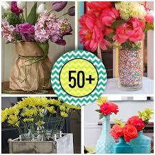 50 plus Gorgeous DIY Centerpieces FB