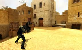 counter strike source theme personal level design work