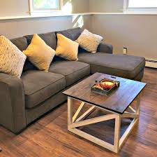 diy living room furniture. diy coffee table, basement ideas, living room painted furniture, rustic furniture p