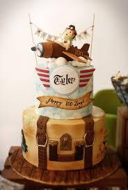 Best 25+ Airplane baby shower cake ideas on Pinterest | Airplane ...