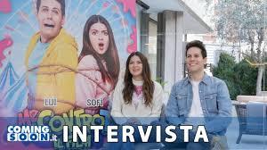 Me contro Te Il Film: La vendetta del Signor S (2020): Intervista Esclusiva  a Sofì e Luì - HD