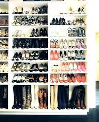shoe rack closets shoe racks for closets cute best images about shoe storage solutions on storage shoe rack closets