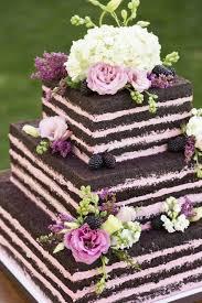 Cake Decorator Resume Gorgeous Naked Chocolate And Raspberry Wedding Cake By Cassidy Budge Cake