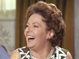 Carry On Blogging!: Whatever Happened To ... Betty Marsden?