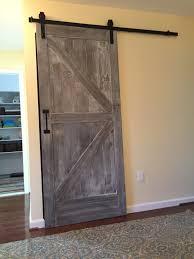 modern interior barn doors. Barn Door Fairfax Carbide Construction Modern Interior Doors