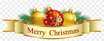 Merry Christmas And Happy New Year Transparent Background