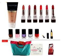 home18 in today deal of the day selling colorcare make up kit ping bag watch mini diamond for rs 1099 only expired how to get